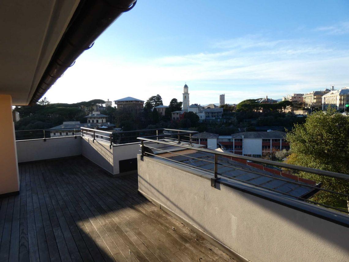 Attico di Quarto - Appartamenti & Case Genova